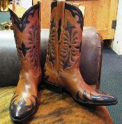 Custom Western Boots